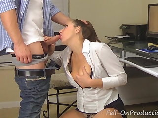 Taboo MILF Progenitrix sucks and fucks younger stud