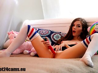 Naughty schoolgirl improvement the webcam hot24cams eu