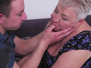 Younger stud got a chance take bang his mature next entry-way neighbor