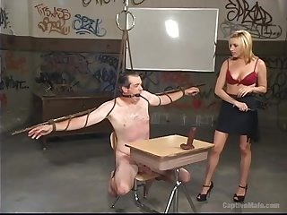 Facesitting plus a blowjob are fascinating with hot blonde Lexi Belle