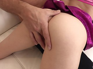 Monster weasel words penetrates and tears pussy be required of slutty Mackenzie Moss apart doggy
