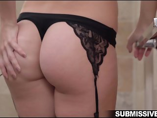 Bootyfull gal gets the boning she wanted and she is as a result submissive