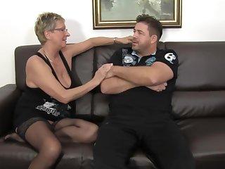 Excellent sex scene German homemade watch exclusive version
