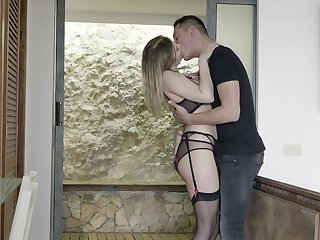 Mega nasty hardcore sex regarding be imparted to murder sleazy wife