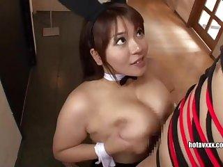 Mitsuki An - Mind Slatternly Paizuri
