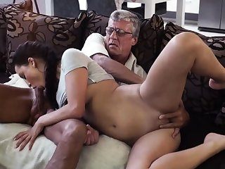 Old man babe first time What would you choose - computer