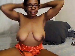 Huge Mature Nipples