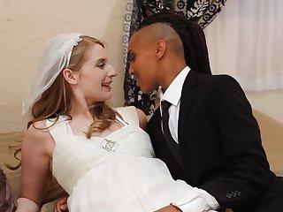 Lesbian Honeymoon After Nuptial - Dilettante Porn