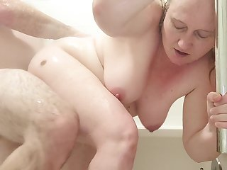 Husband Fucked His Wife In The Shower